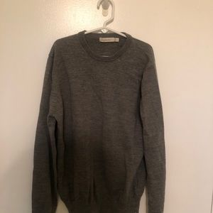 Boys Size L Suit Supply Merino Wool Sweater
